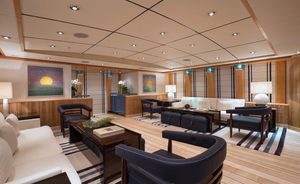 Superyacht 'VICTORIA DEL MAR II' Chartering in the Caribbean