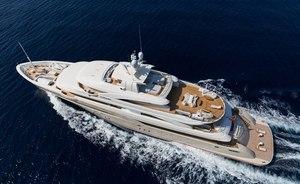 Greek Charter Yacht O'PARI 3 Named As Finalist For Superyacht Award