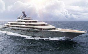 Lurssen delivers 136m superyacht 'Flying Fox'