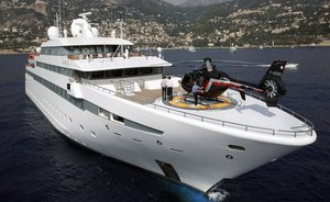 Superyacht 'Lauren L' offers special Mediterranean charter rate