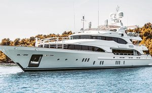 43m yacht HARMONY III available now for a Croatian luxury getaway