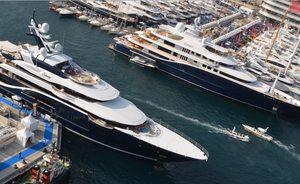 Charter Yacht SOLANDGE wins 'Best Exterior' award at the Monaco Yacht Show