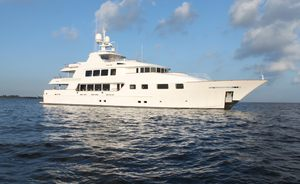 New England charter special: 142ft (43m) motor yacht AQUASITION with remaining dates in August