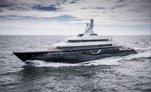 Feadship delivers brand new 87m superyacht LONIAN