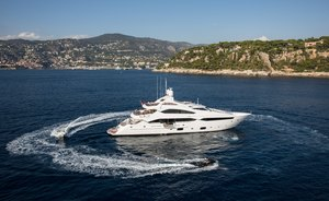 Superyacht THUMPER Available for Ibiza Charters