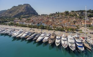 The Brokers Choice Of Charter Yachts At The Mediterranean Yacht Show 2016