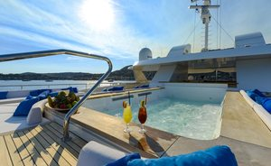 Superyacht SERENITY Open For Maldives Charters This Winter