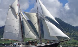 Sailing Yacht 'Bonnie Lynn' Open for America's Cup Charter