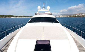 Superyacht 'Julie M' Reduces Charter Rate This July