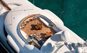 Video: Charter Yacht AQUILA Dazzles In Ibiza