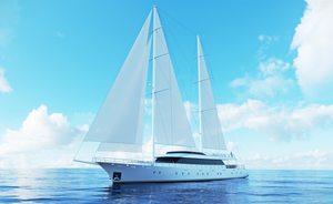 New to Fleet: superyacht 'Aurum Sky' to charter in Croatia this summer