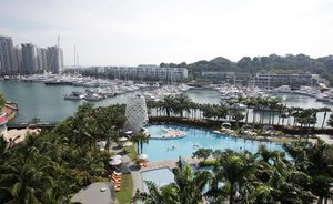 Asia's Biggest Ever Display of Yachts at the Singapore Yacht Show 2014