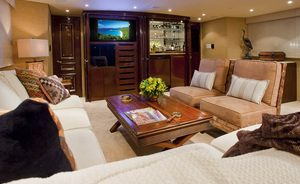 Broward Motor Yacht REFLECTIONS Available in Alaska from 20th August