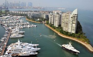 2013 Singapore Yacht Show Opens Today