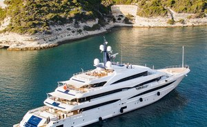 CRN Superyacht Cloud 9 To Attend The Monaco Yacht Show 2017