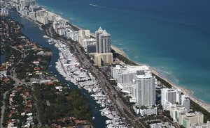 Charter Yachts Gather For Yachts Miami Beach 2017