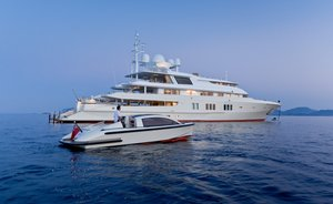 Charter Lurssen Superyacht 'Coral Ocean' For Less in the Caribbean