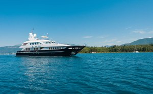 Last-minute West Mediterranean yacht charter special available with luxury yacht 'Duke Town'