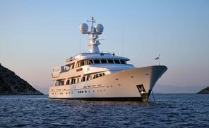 Greece yacht charter special: superyacht ANCALLIA reduces rates