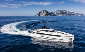 Superyacht KATIA now for charter