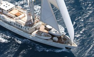 Sailing Yacht 'Dione Star' Offers Special Rate For Caribbean Charters