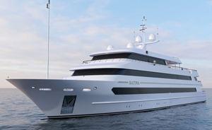 60m Superyacht Katina to Join the Yacht Charter Fleet