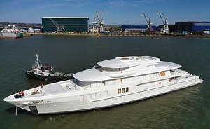 Amels launches 74m Limited Editions 242 superyacht