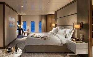 Superyacht 'Orient Star' Now Available for Charter