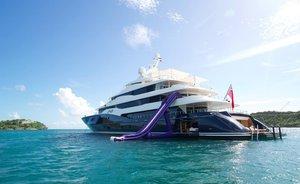 Caribbean charter deal: save 10% with Abeking superyacht AMARYLLIS