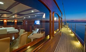 Charter Yacht REGINA Reduces Weekly Rate In The Caribbean This October