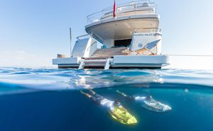 Greece charter deal: save with superyacht NARVALO