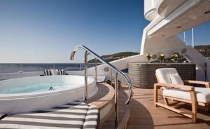 Save 20% on a Monaco Charter Aboard Sunseeker Motor Yacht THUMPER