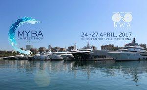 MYBA Charter Show 2017 Gets Underway