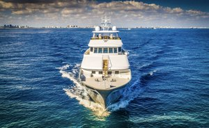 Charter yacht LOON to provide emergency aid to the Bahamas after Hurricane Dorian