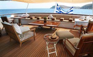 Feadship Superyacht PEGASUS Open For Charter In Greece This Summer