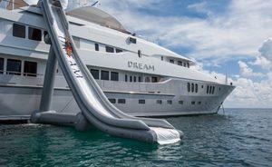 Superyacht DREAM Offers Outstanding Summertime Deal