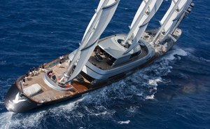 S/Y MALTESE FALCON Available for New Year's in the Caribbean