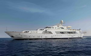 Charter Yacht 'ALEXANDRA K' Offers Discounted Rates Throughout August