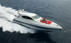 LORELEI Charter Yacht Offers Reduced Day Charters