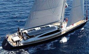 Sailing Yacht Patea New to The Charter Fleet