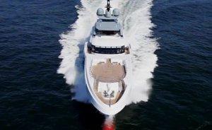 Video: Brand New 70m Heesen Superyacht 'Galactica Super Nova' Underway