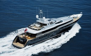 Superyacht POLLY Available for Summer Charter in the Bahamas