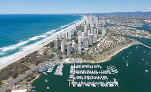 Australian Superyacht Rendezvous 2018 gets underway