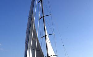 Sailing Yacht Perseus^3 to Make Regatta Debut at Superyacht Cup Palma 2015