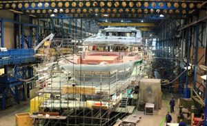 Only One Day Left to bid on Behind the Scenes Feadship Tour