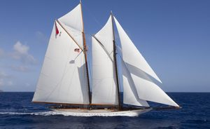 Sailing Yacht ELENA Open for Summer 2016 Charters in the Mediterranean