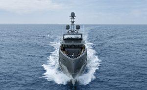 Heesen delivers superyacht ERICA