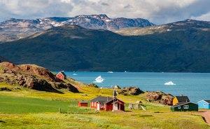 Superyacht ASTERIA preparing for 2020 summer season in Greenland
