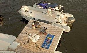 Motor Yacht ESTEREL Joins Charter Fleet
