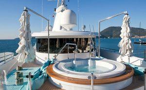 Superyacht 'Ramble On Rose' Joins The Global Charter Fleet